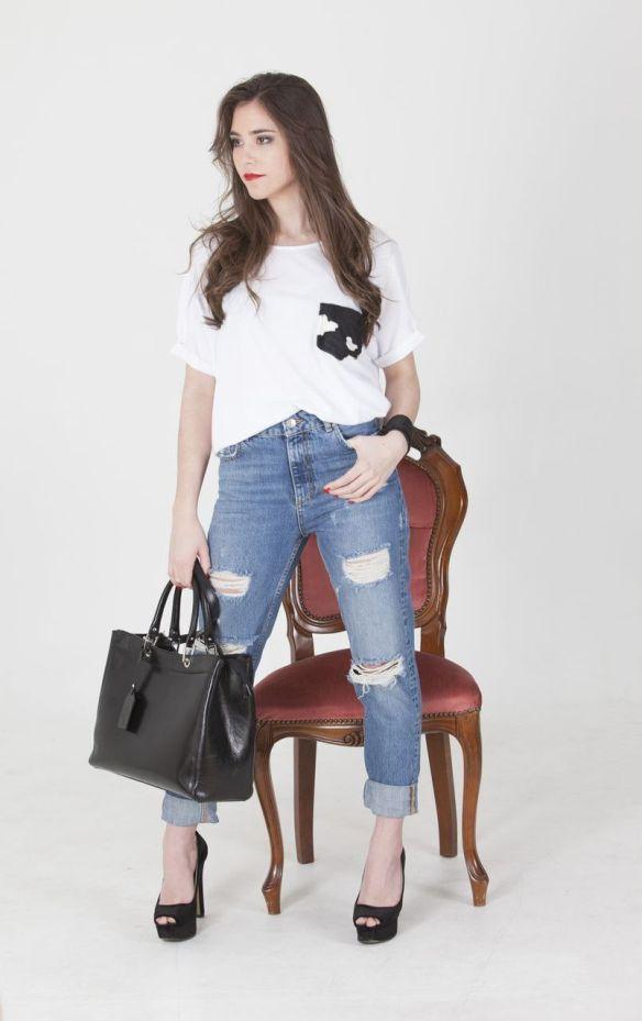 t-shirt Dani